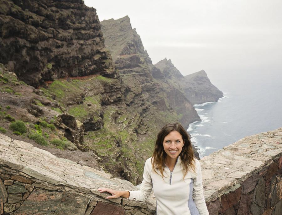 Jessica, West Coast of Gran Canaria