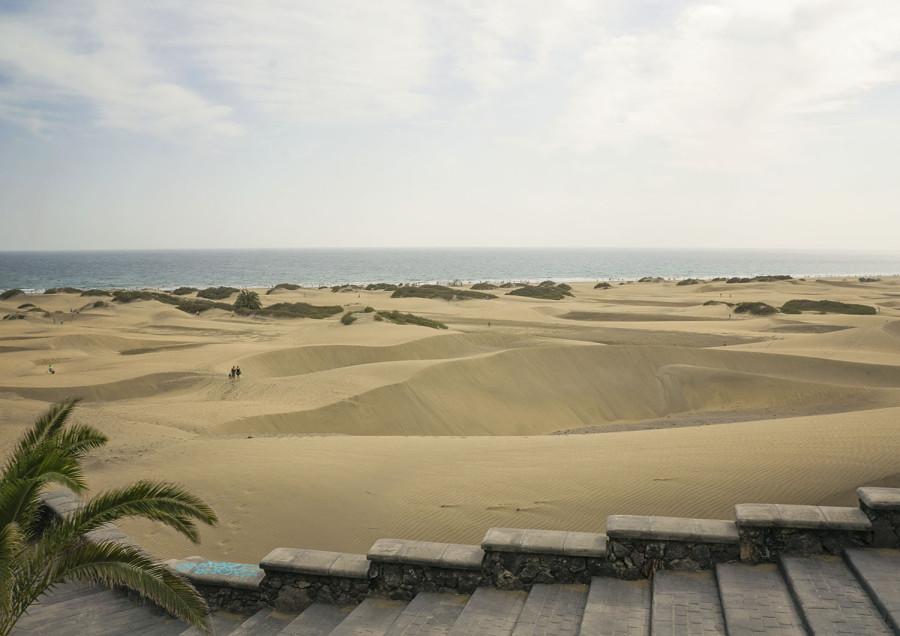 dunes at Maspalomas, Gran Canaria