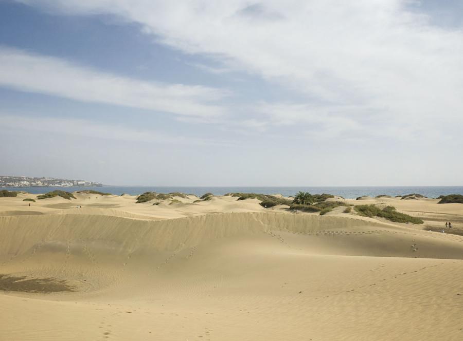 dunes Maspalomas, Gran Canaira