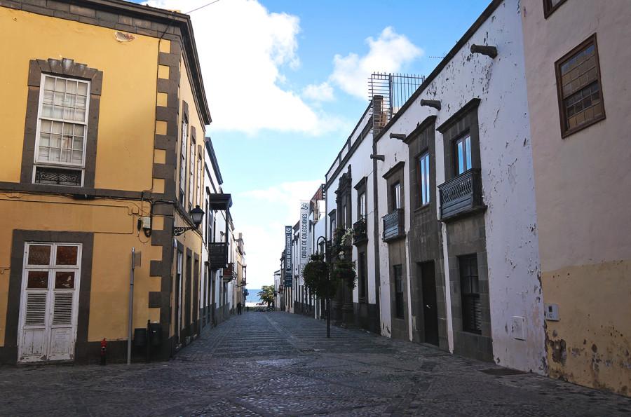 Old Town Las Palmas