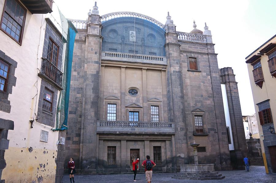 Old Town Las Palmas de Gran Canaria