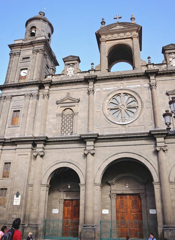 Santa Ana Church, Las Palmas de Gran Canaria