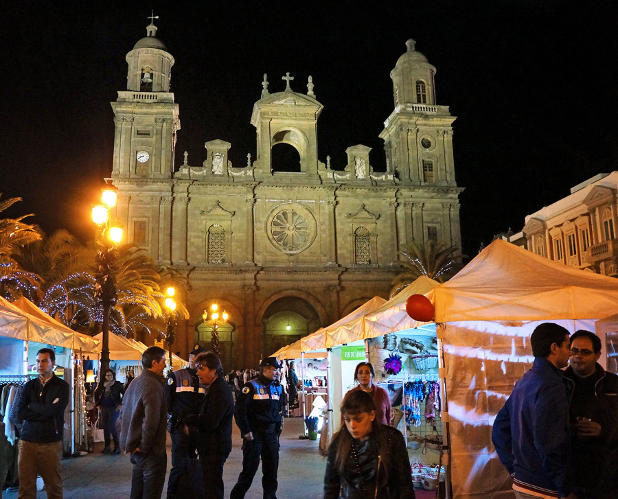 Plaza Santa Ana, Las Palmas