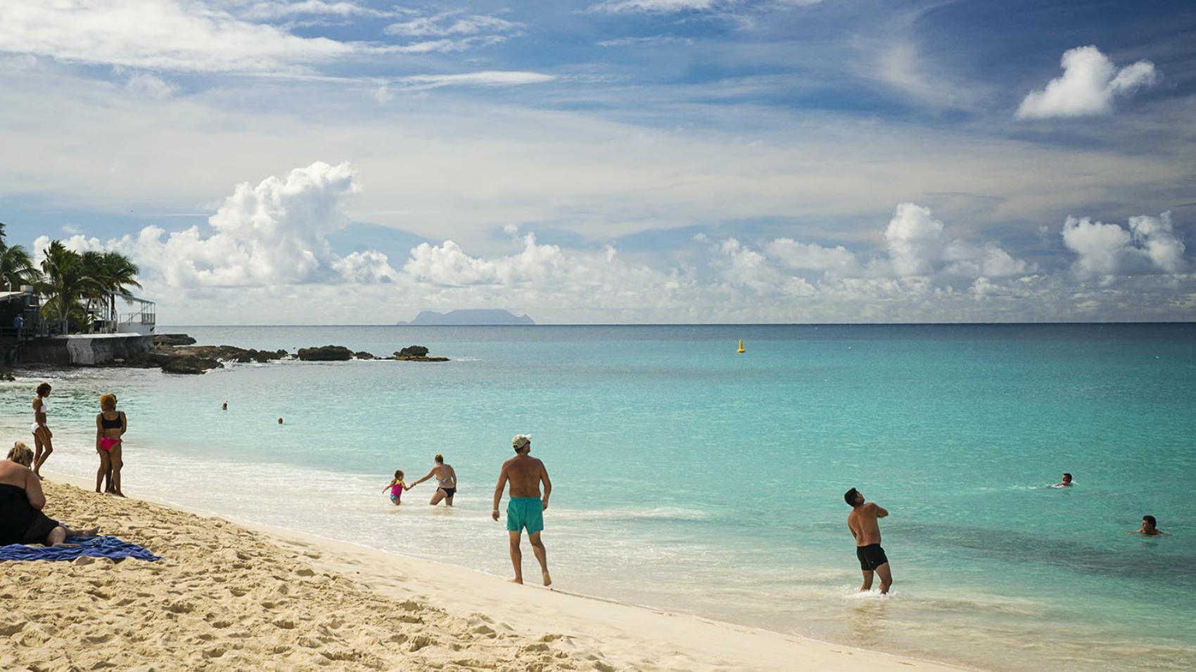 Maho Beach, St. Maarten