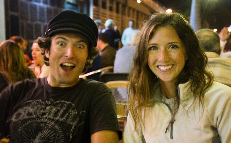 Alex & Jessica