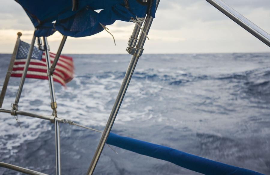 Atlantic Crossing January 1