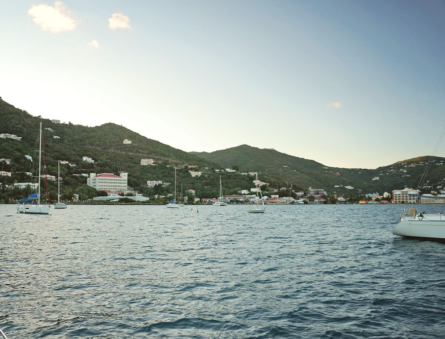 Road Harbor, Tortola