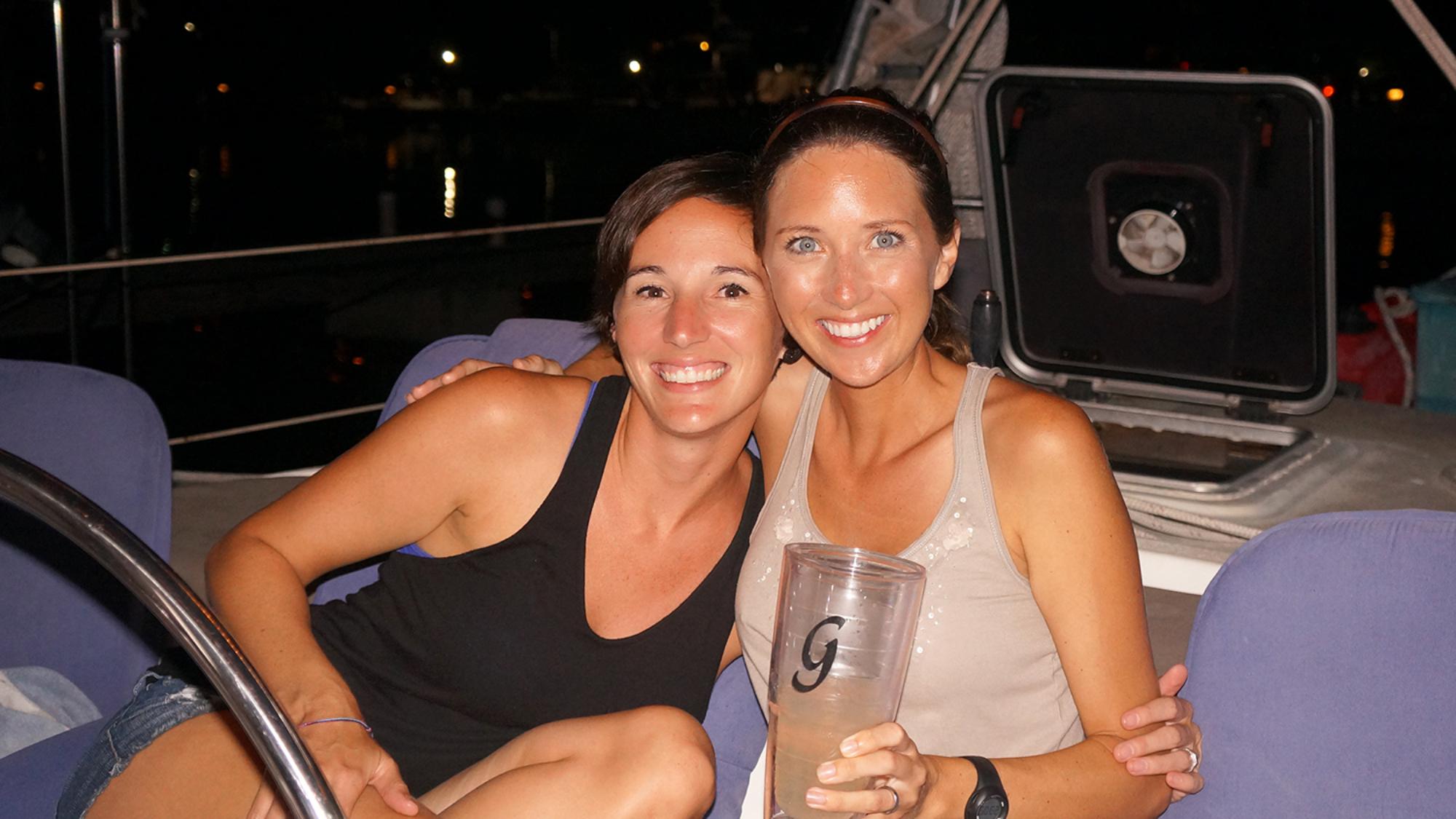 Genevieve & Jessica