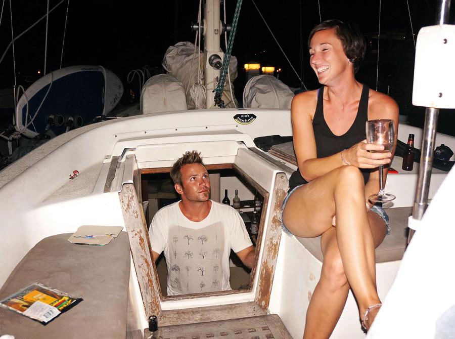 Eben & Genevieve