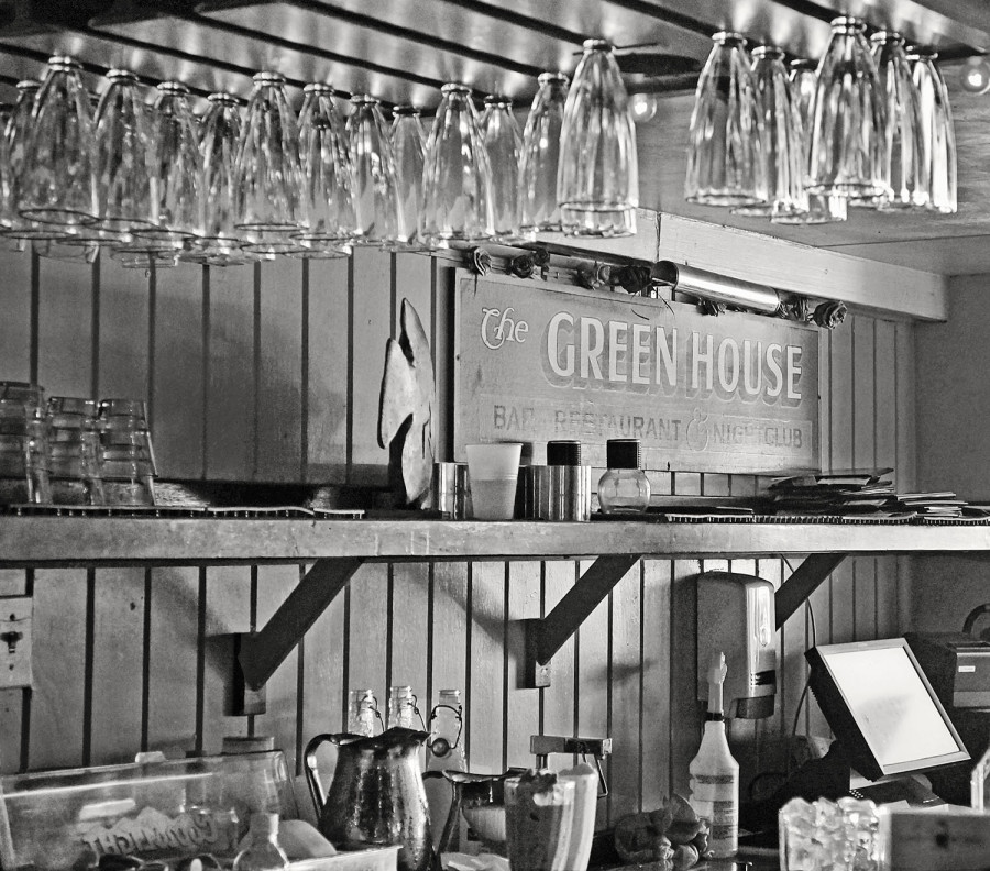 Greenhouse Bar, Charlotte Amalie