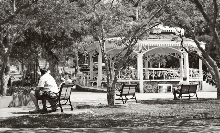 Emancipation Park, Charlotte Amalie St. Thomas