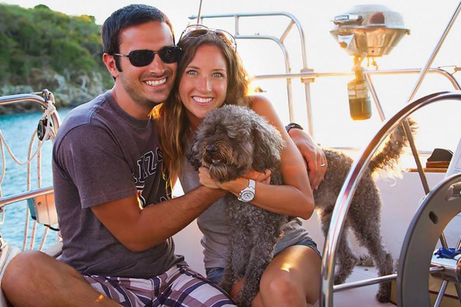 Matt, Jess & Oliver