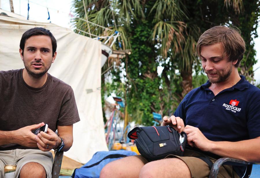 Matt & Hannes
