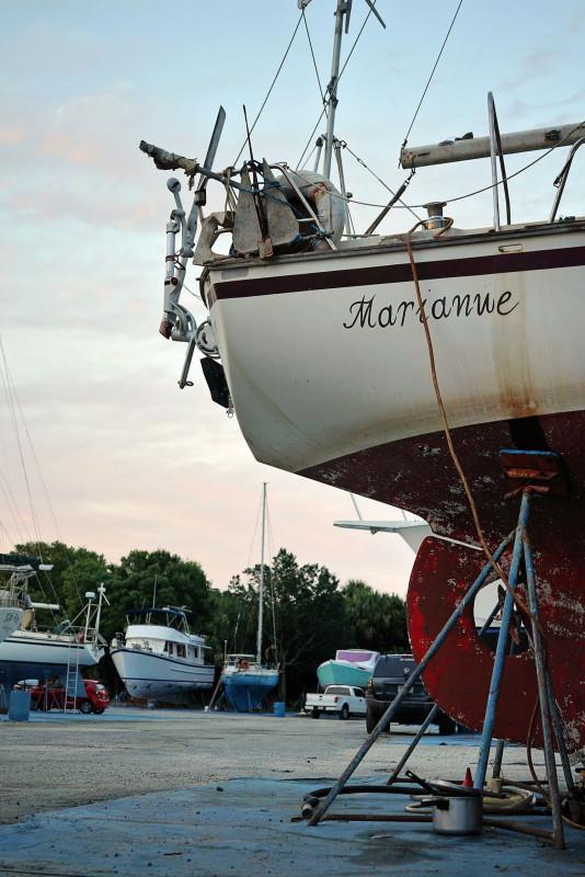 Sailing Conductors - Marianne