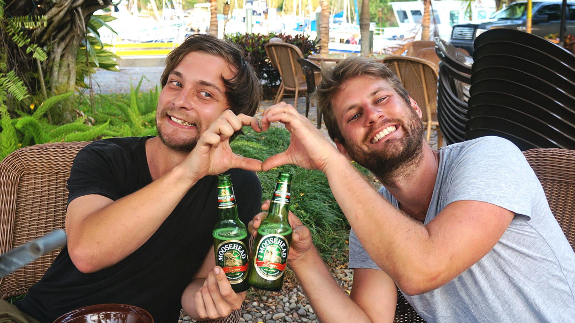 Sailing Conductors - Hannes & Ben
