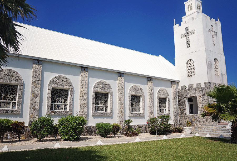 church West End Bahamas