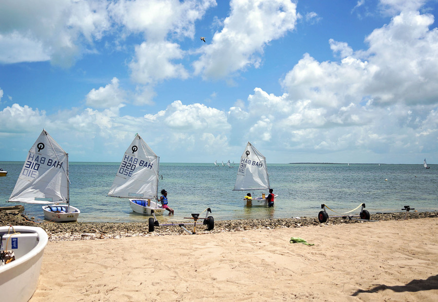 Jr Regatta, West End Grand Bahama Island