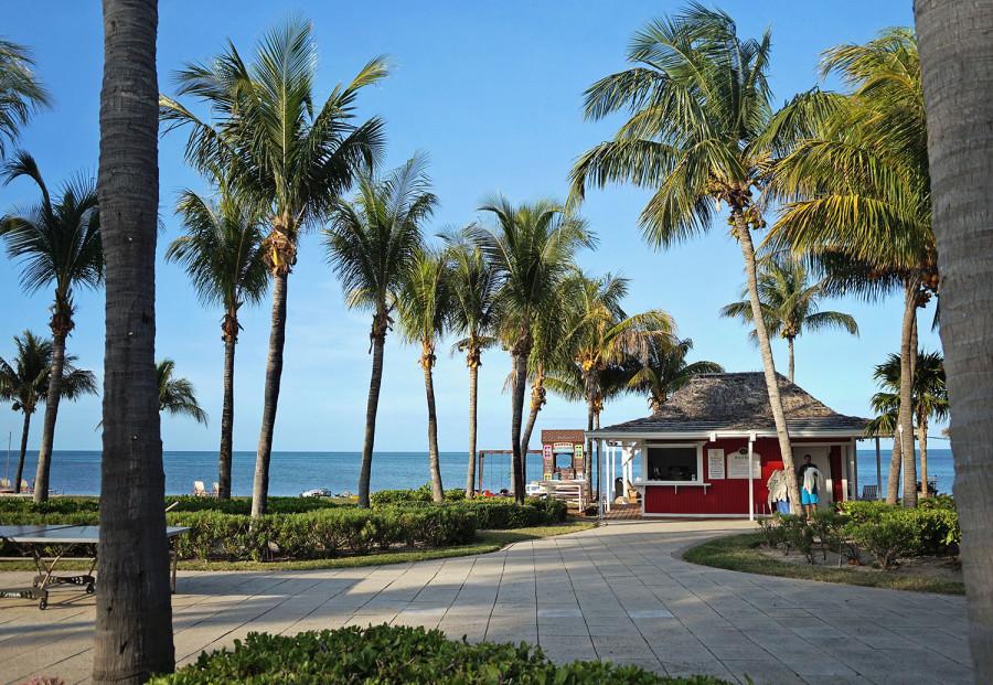 Old Bahama Bay Resort & Marina, West End