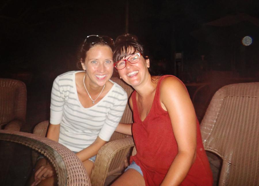 Jessica & Simone