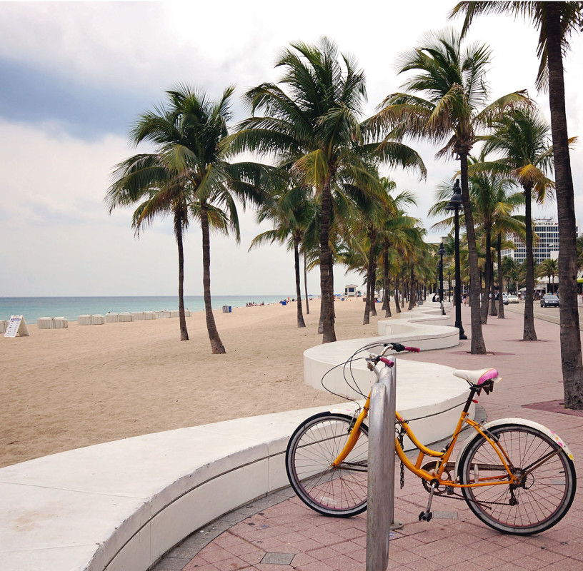 Las Olas Beach, Ft. Lauderdale