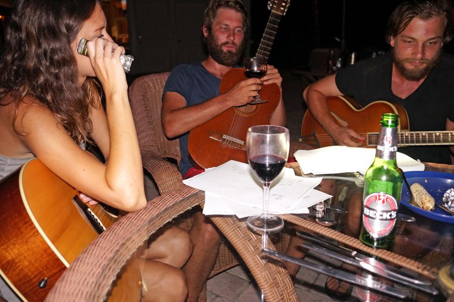 Jessica, Ben & Hannes