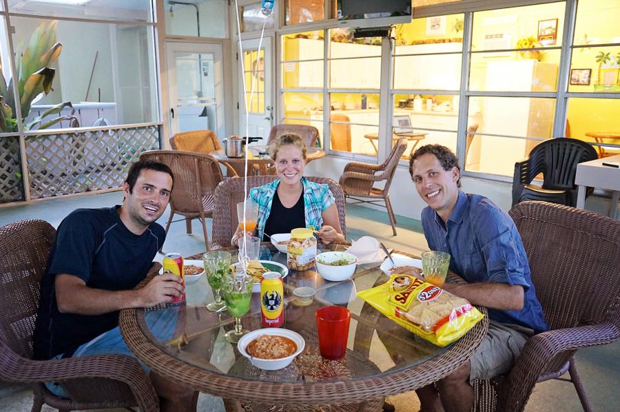 Matt, Hanna & Mark