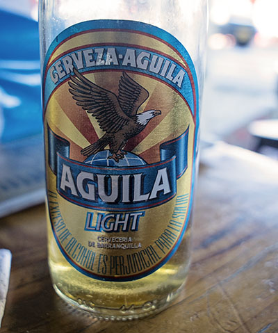 World Beer Tour - Aguila Light - Colombia