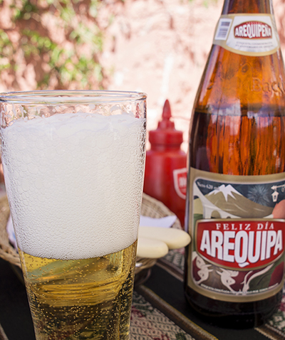 Arequipena beer - Peru - small
