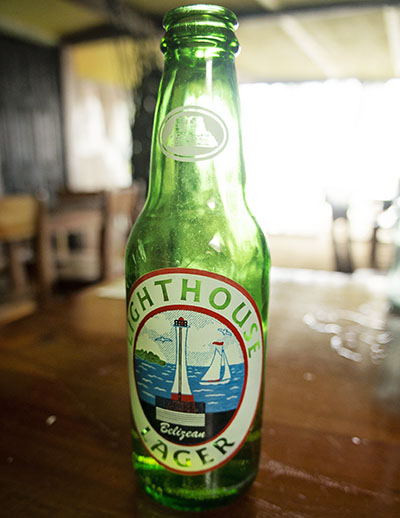Belize - lighthouse lager - small