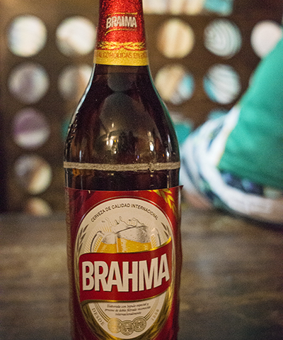 World Beer Tour - Brahma - Peru