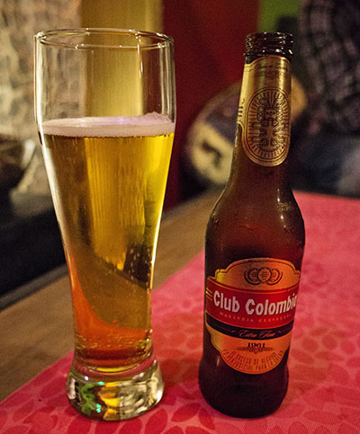 World Beer Tour - Club Colombia - Colombia - small