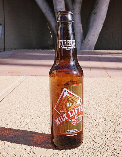 Four Peaks Kilt Lifter