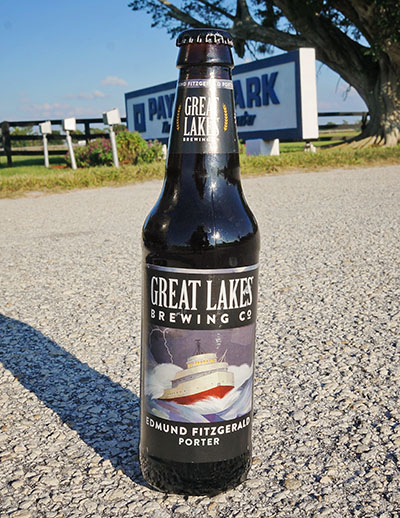 Great Lakes Brewing Edmond Fitzgerald Porter