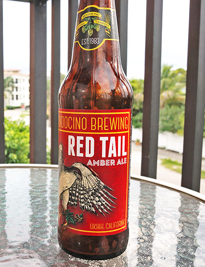 Red  Tail Amber Ale - small