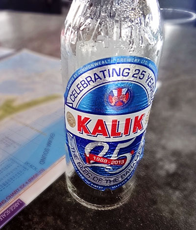World Beer Tour - Bahamas - Kalik - small