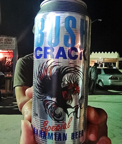 World Beer Tour - Bushcrack - Bahamas - small