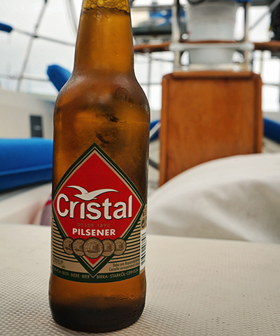 World Beer Tour - Cristal - Portugal - small