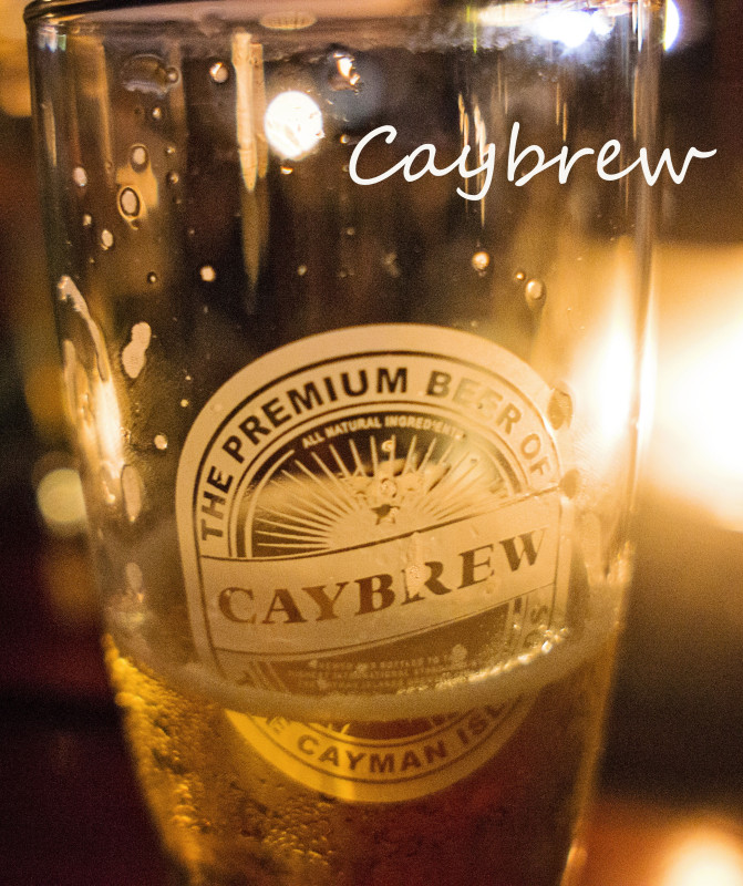 World Beer Tour - Grand Cayman - Caybrew