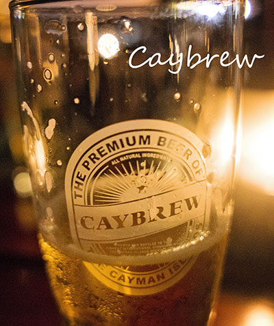 World Beer Tour - Grand Cayman - Caybrew - small