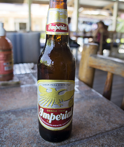 World Beer Tour - Honduras - Imperial - small