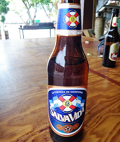 World Beer Tour - Honduras - Salva Vida - small