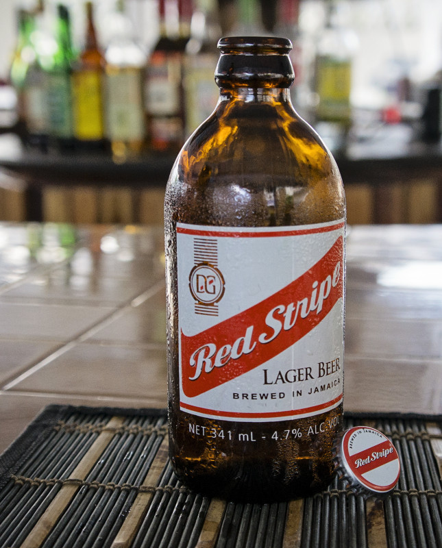 World Beer Tour - Jamaica - Red Stripe