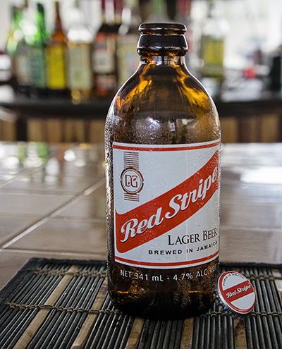 World Beer Tour - Jamaica - Red Stripe - small
