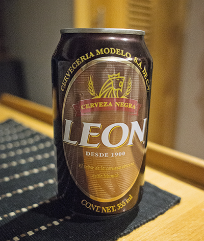 World Beer Tour - Leon - Mexico - small