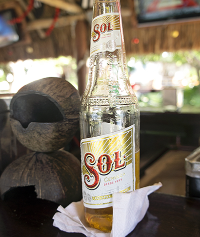 World Beer Tour - Sol - Mexico - small