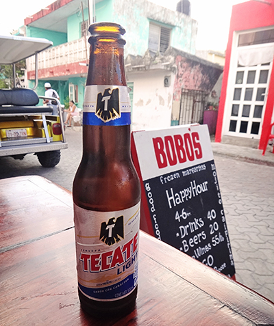 World Beer Tour - Tecate - Mexico - small