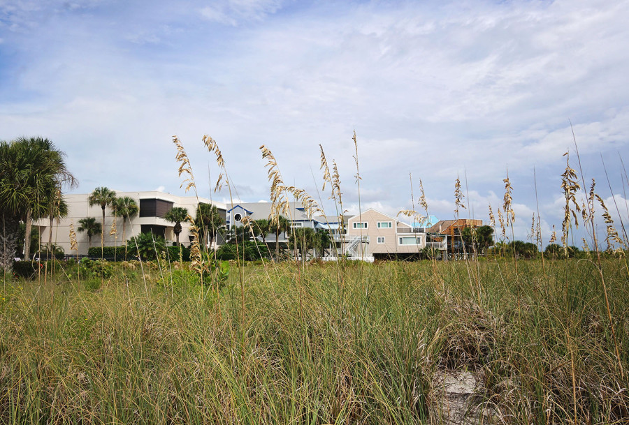 homes on Siesta Beach