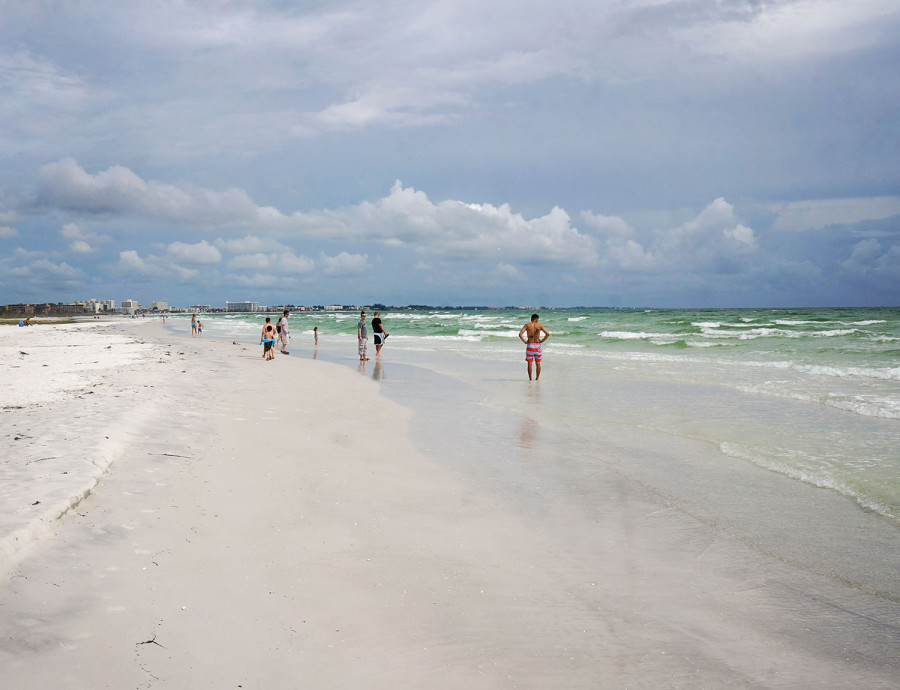 Siesta Beach, Siesta Key Florida
