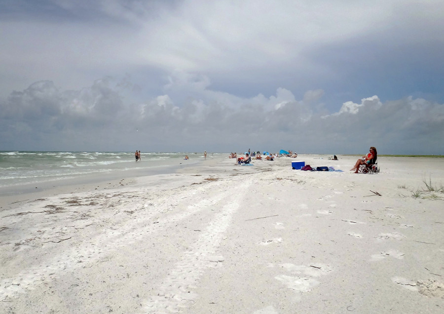 Siesta Beach Siesta Key Florida