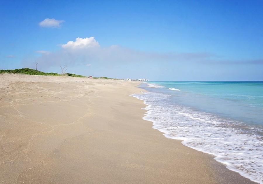 Hutchinson Island Beach, FL